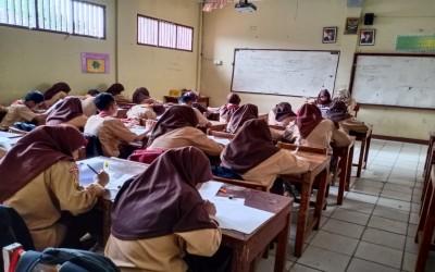 Seleksi Tahap Pertama Kompetensi Sains Nasional (KSN) Tingkat Sekolah